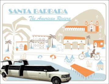 the-Santa-Barbara-limousine-service-company