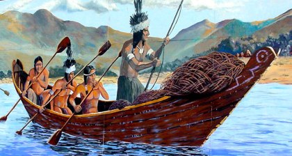 Chumash-Indians-Crossing-the-Channel