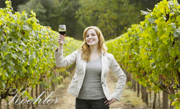 a-lady-in-a-vineyard-on-santa-barbara-wine-tours-2016-experience