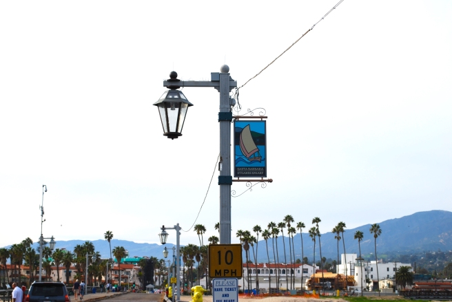 Stearns Wharf in Santa Barbara