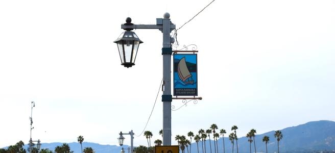 Stearns Wharf in Santa Barbara